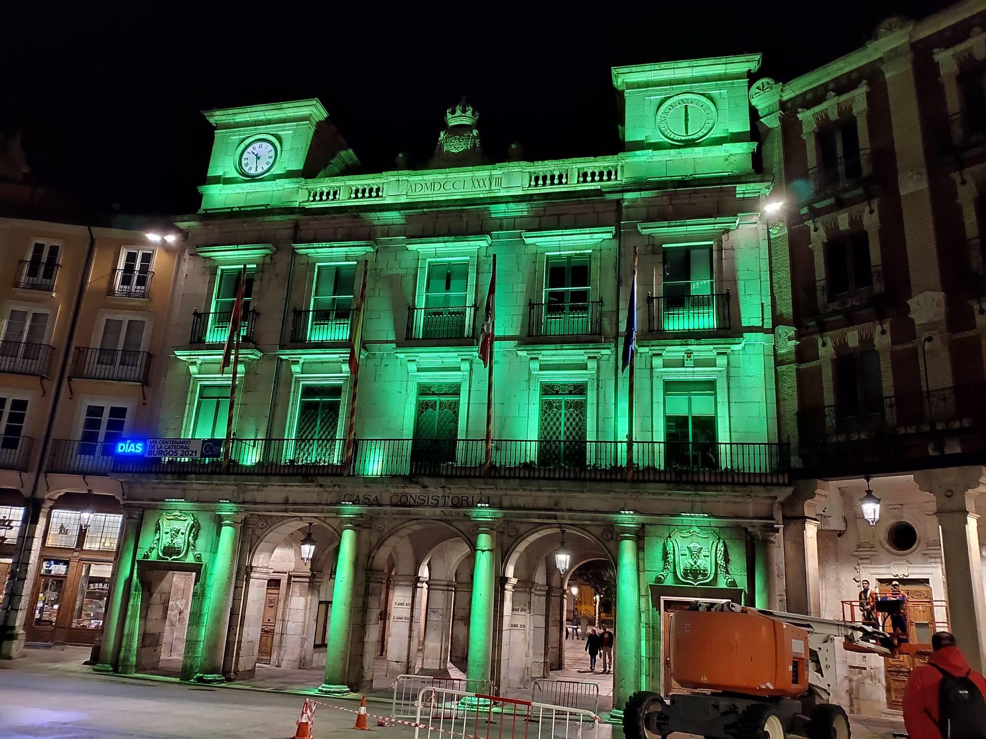 Ayuntamiento de Burgos, Burgos