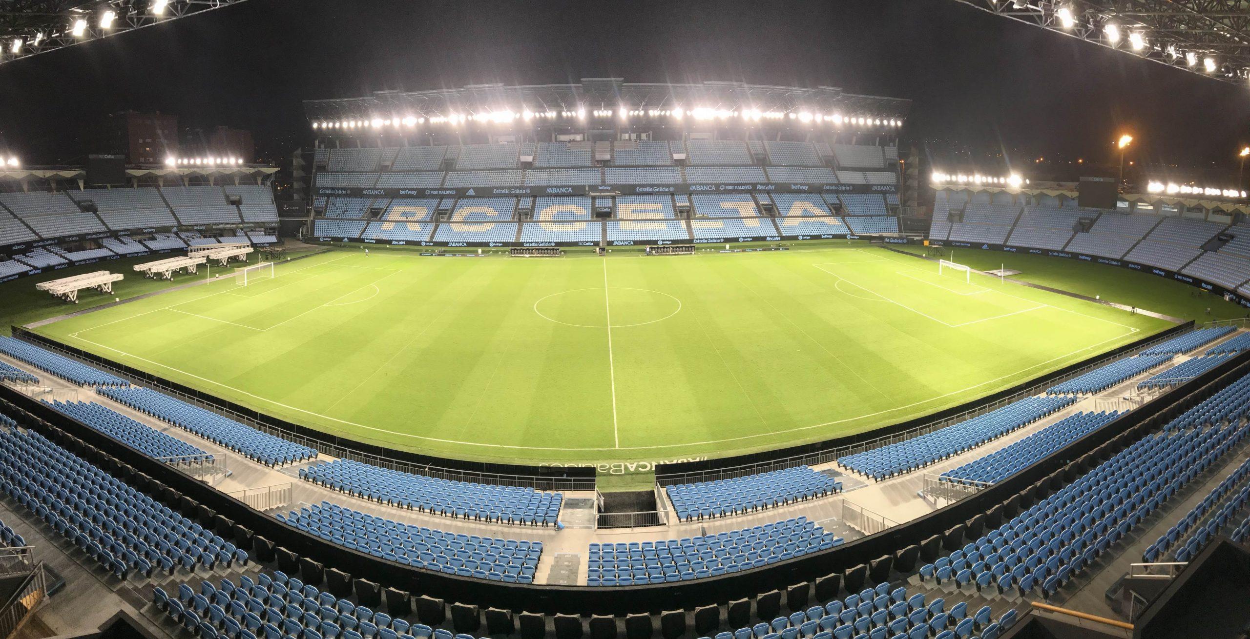 Estadio de Balaidos (RC Celta), Vigo