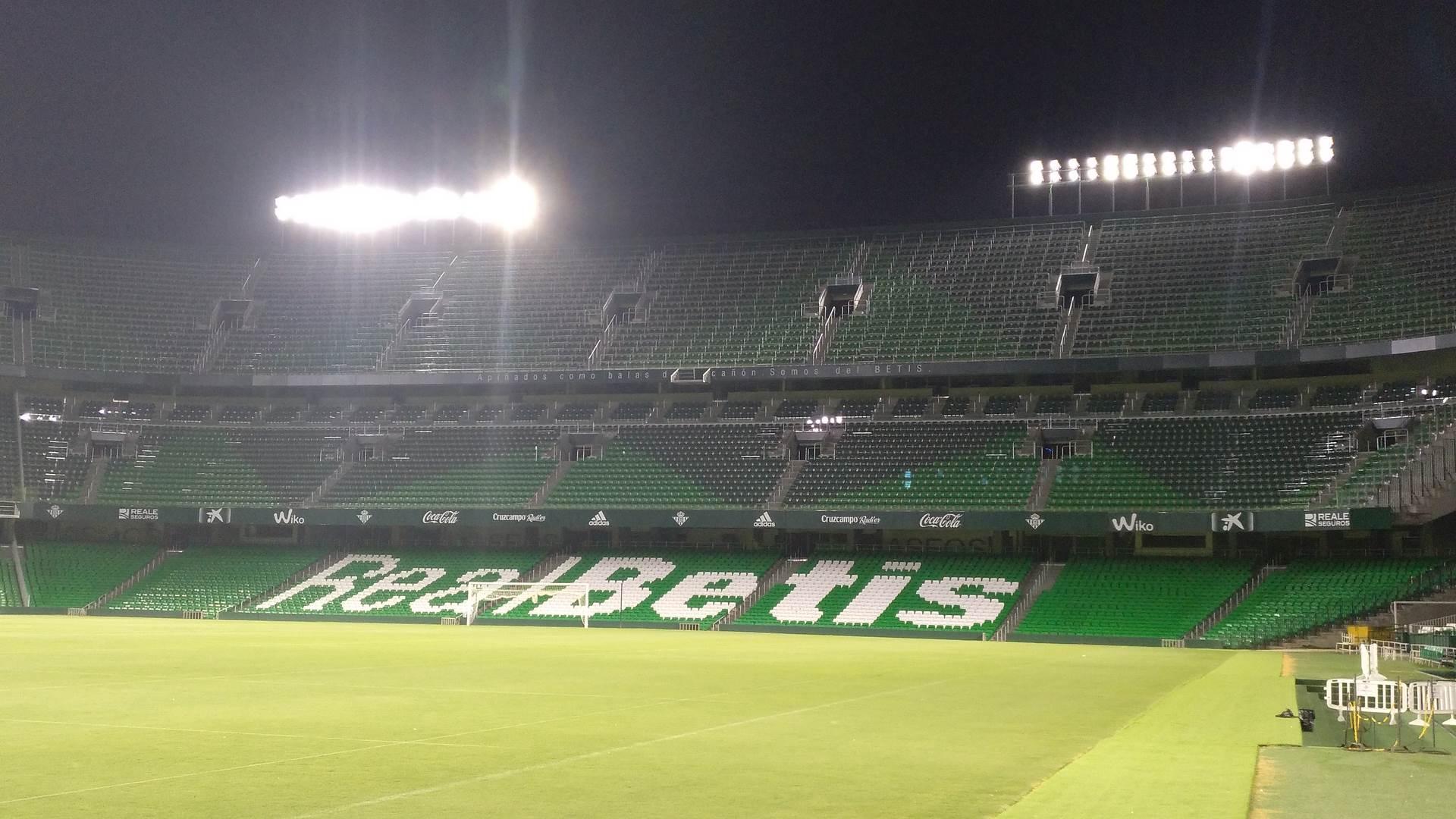 Estadio Benito Villamarín (Real Betis Balompié), Sevilla