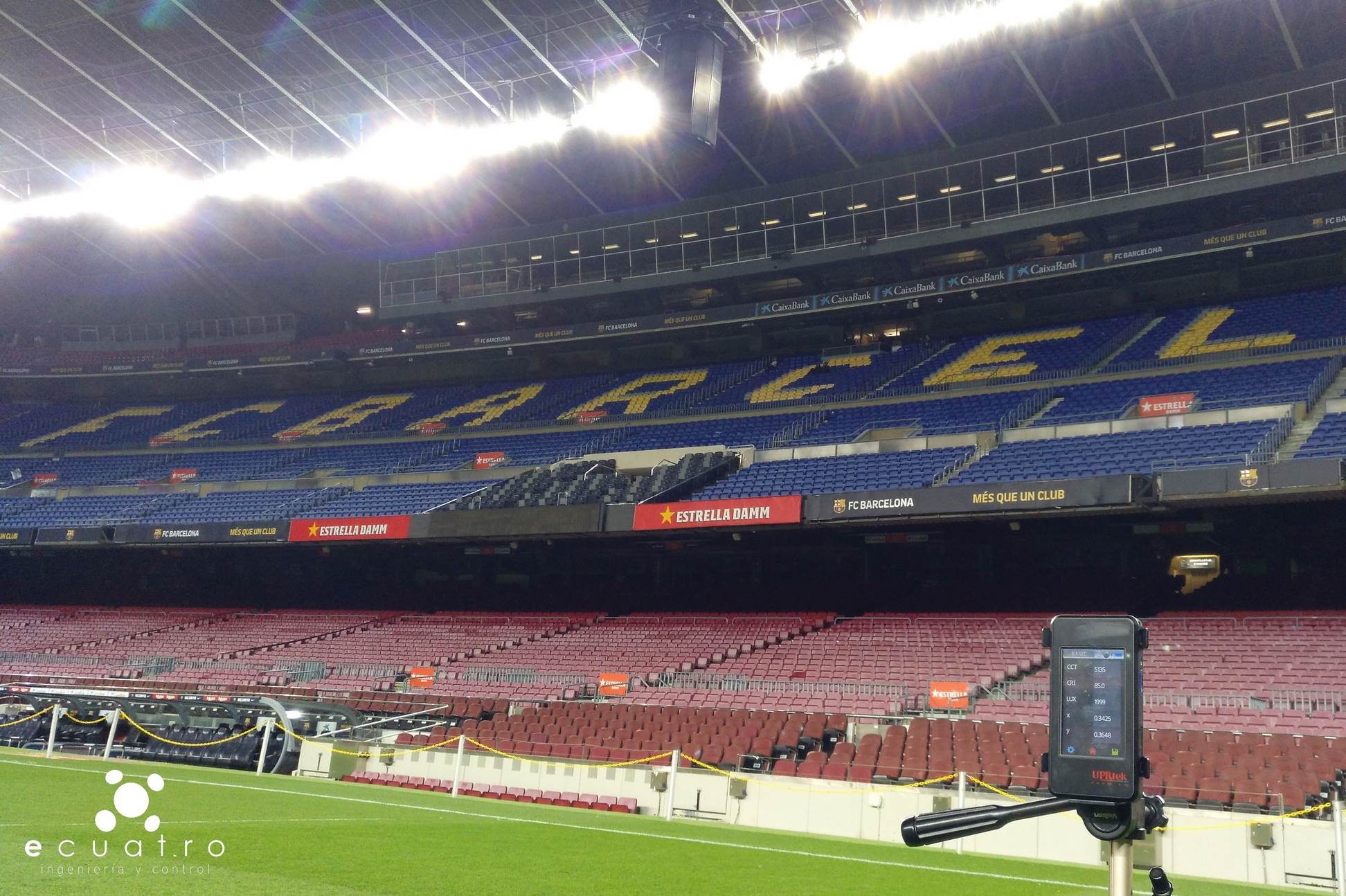 Estadio Camp Nou (FC Barcelona), Barcelona