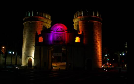 Puerta Palma, Badajoz