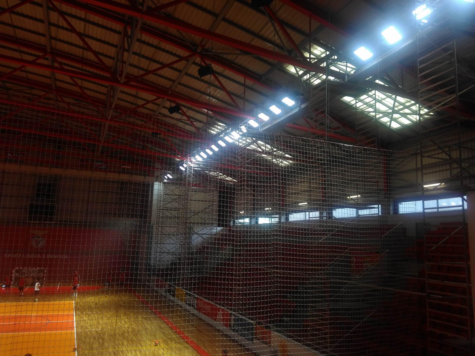 Pabellón Sport Lisboa e Benfica