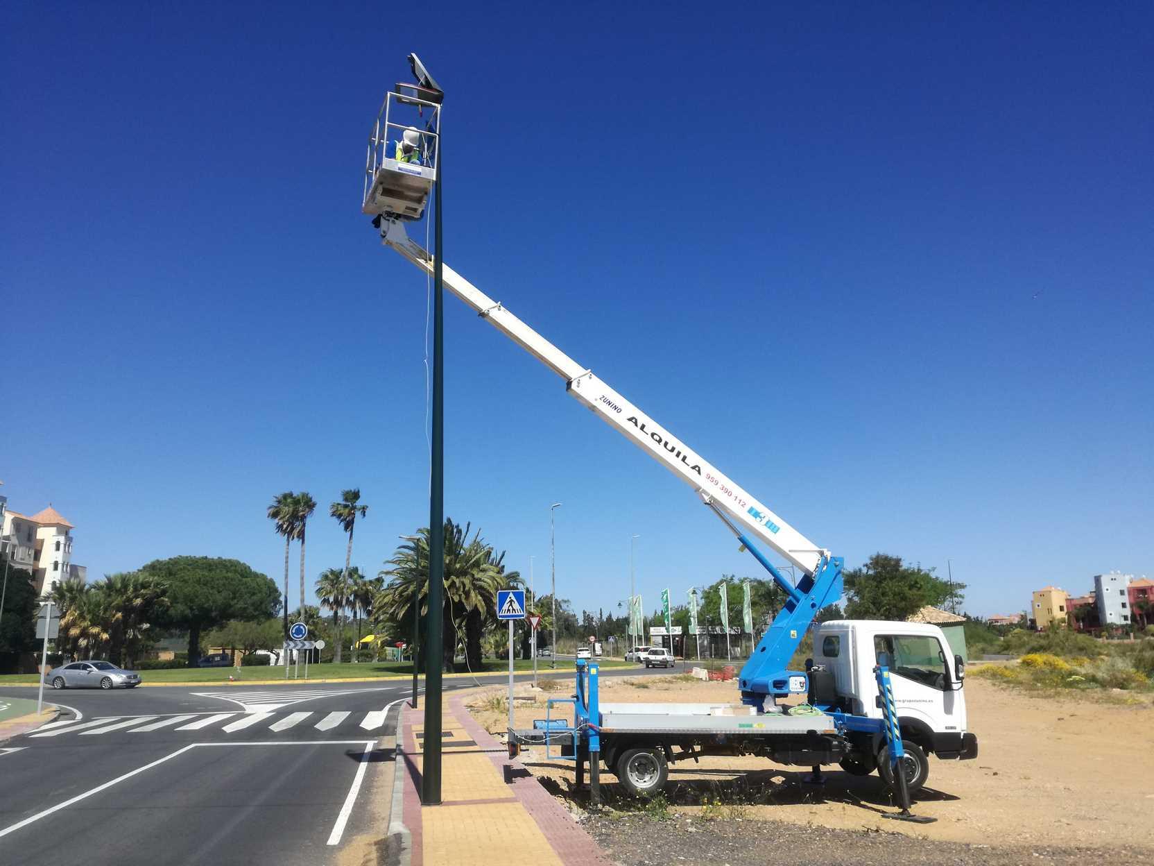 Respuesta a incidencia de calidad en Ayamonte, Huelva