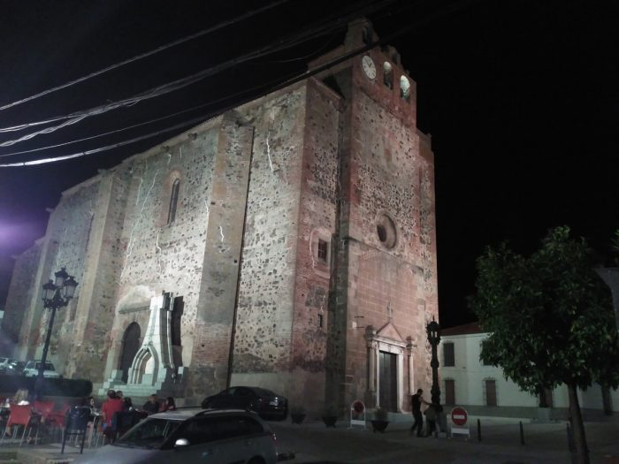 Iglesia Purísima Concepción - Montemolín