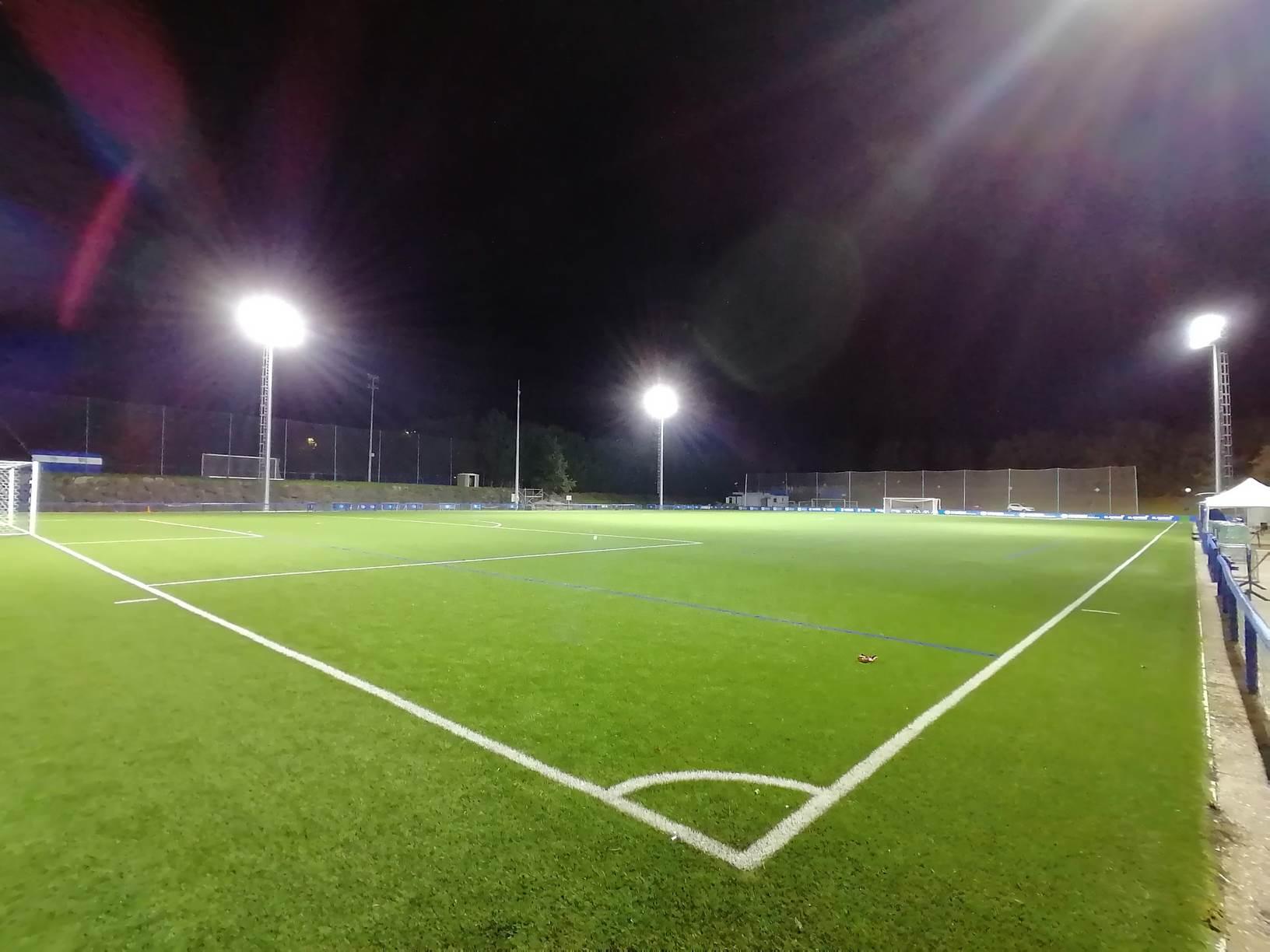 Ciudad Deportiva José Luis Campañón (Ibaia), Vitoria-Gasteiz