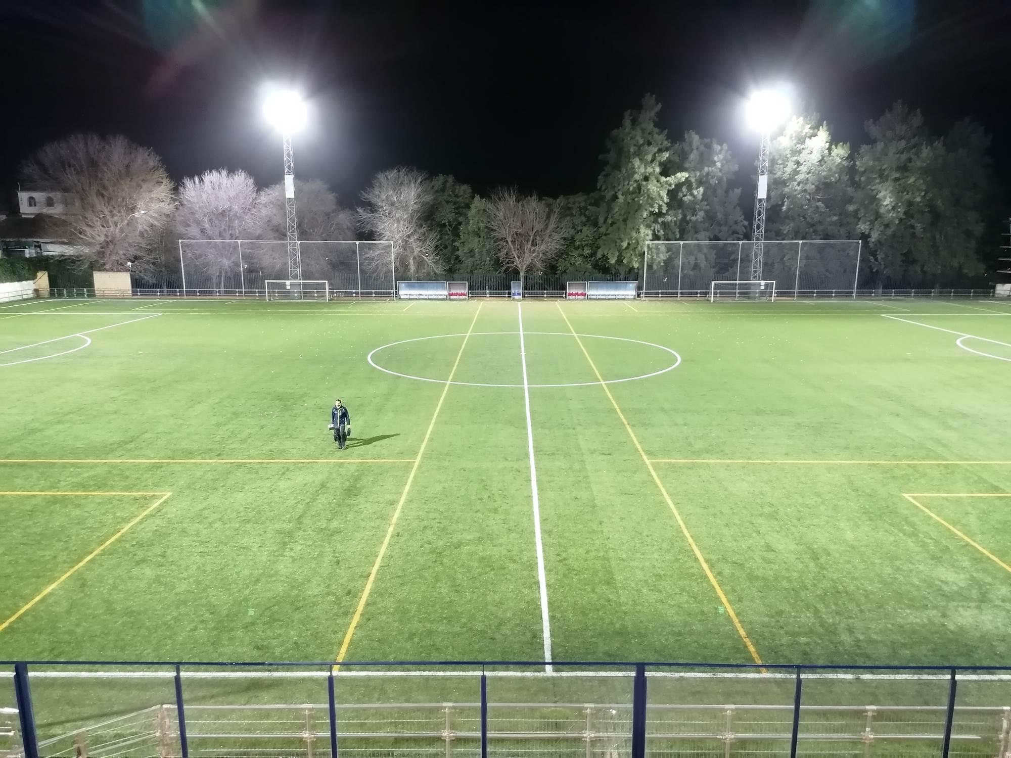 Campo de Fútbol Jozabed Sánchez Ruiz, Mairena del Alcor (Sevilla)