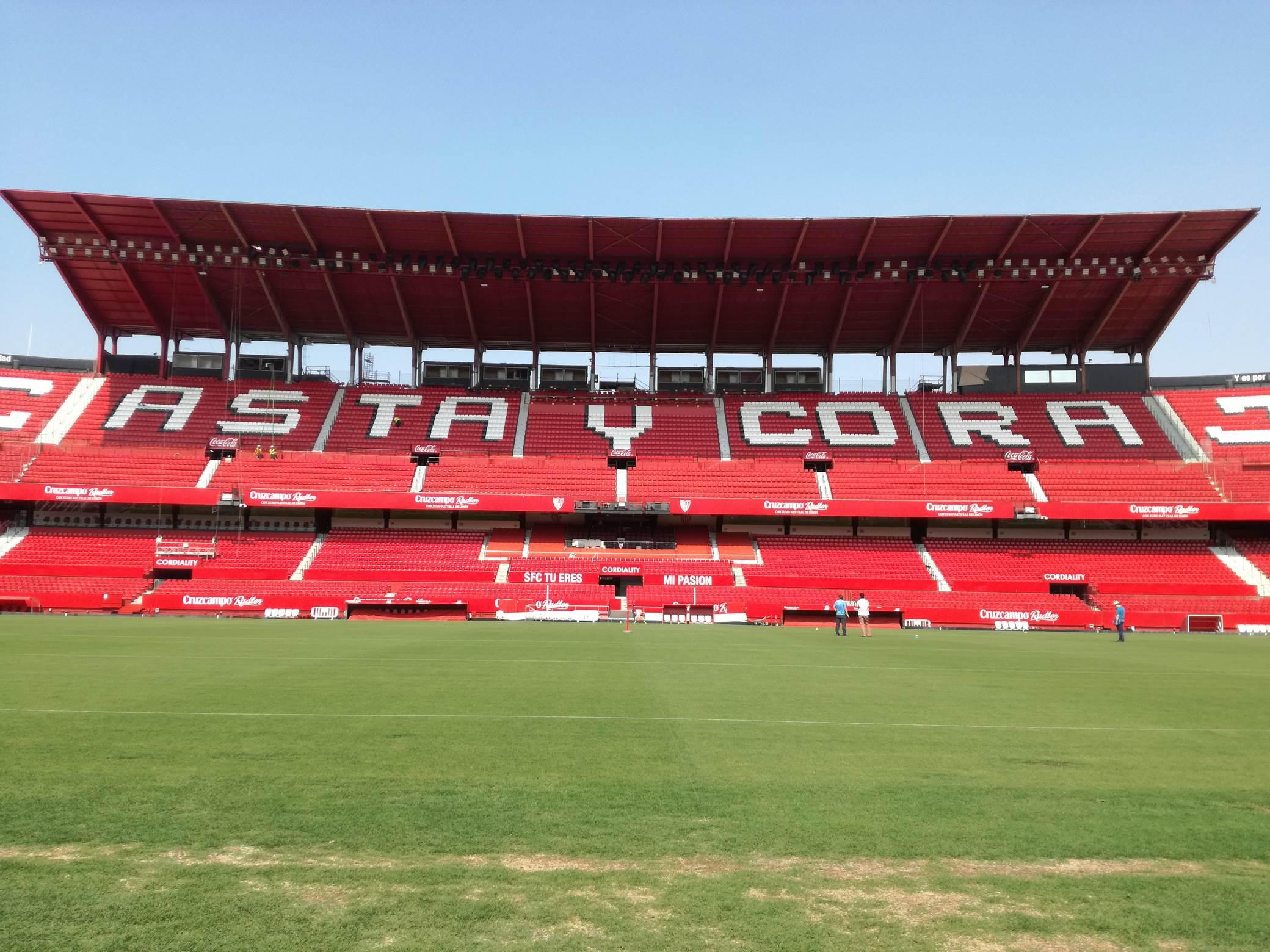 Estadio Ramón Sánchez-Pizjuán (Sevilla FC), Sevilla