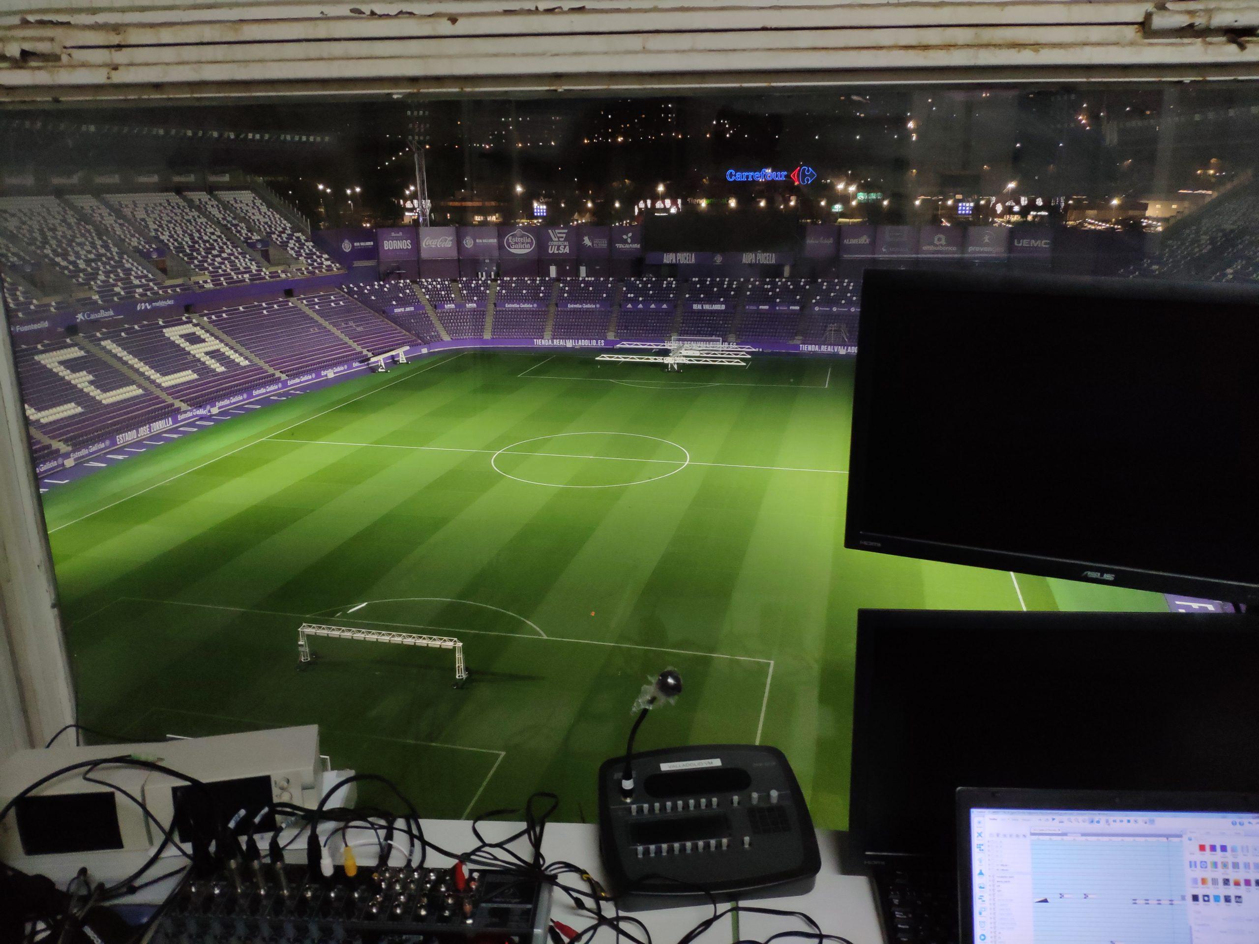 Estadio José Zorrilla (Real Valladolid CF), Valladolid