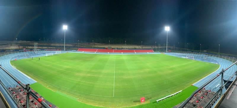Estadio Olímpico Camilo Cano, La Nucía (Alicante)