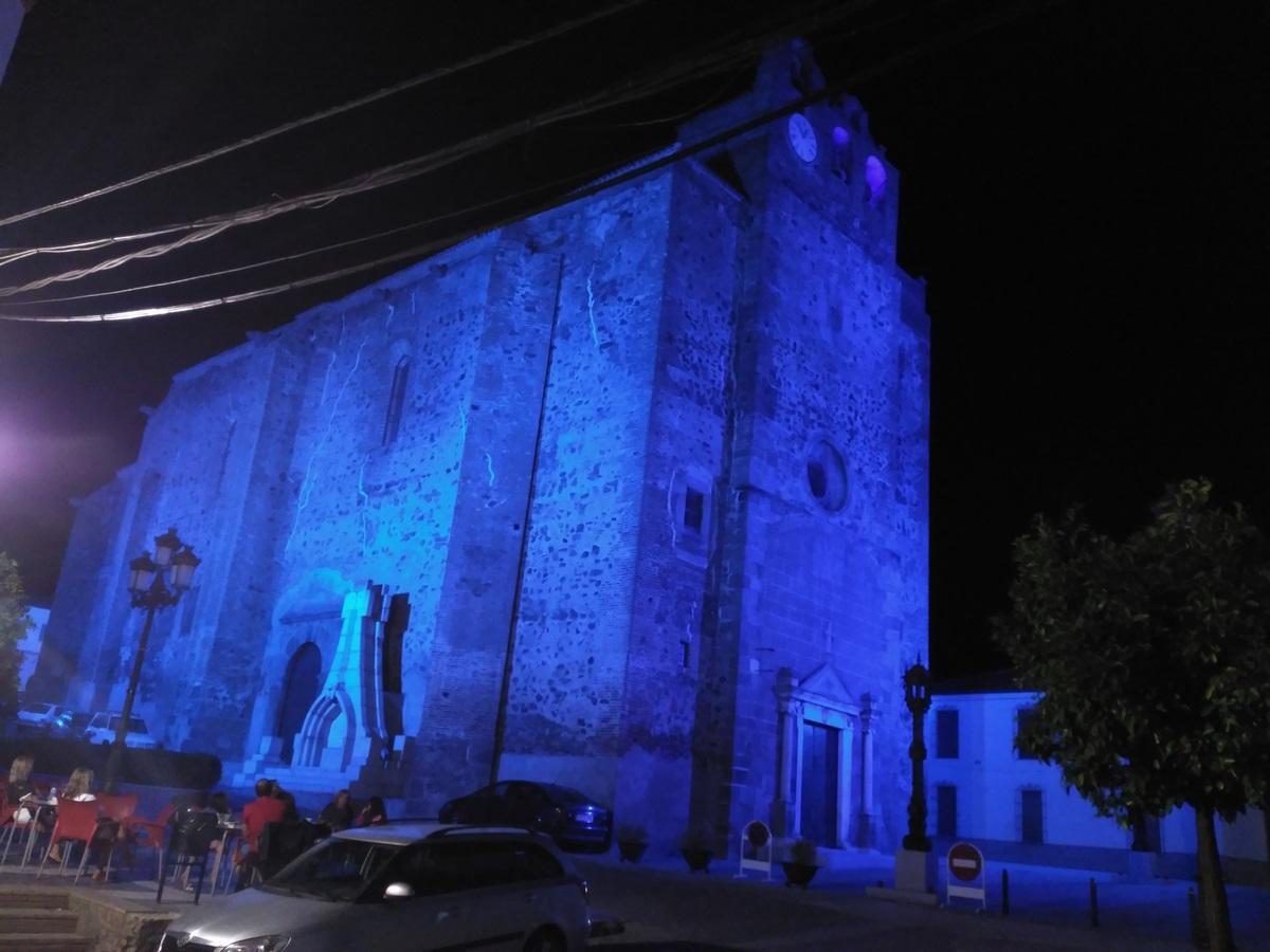 Iglesia Purísima Concepción, Montemolín (Badajoz)