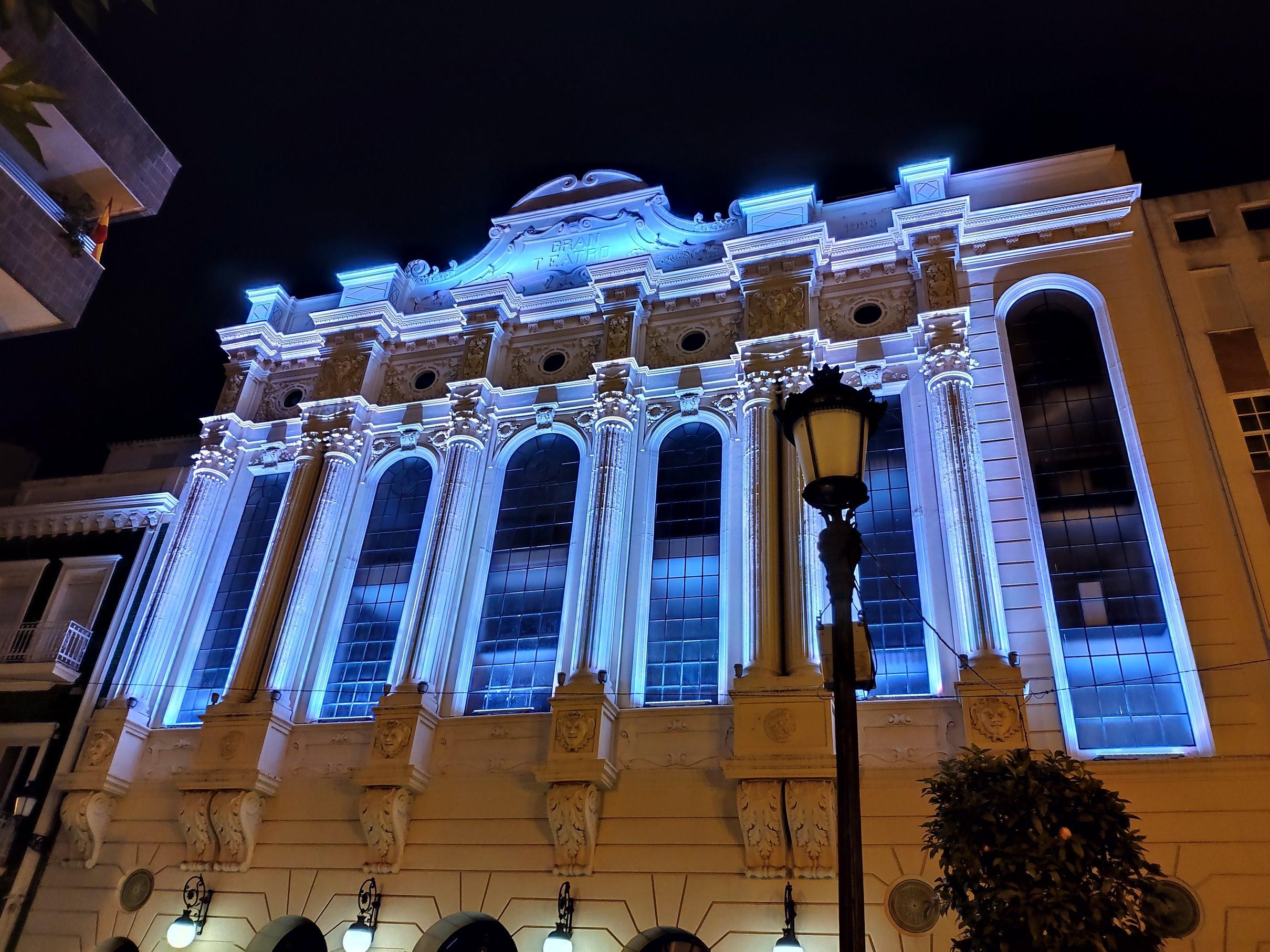 Gran Teatro de Huelva, Huelva