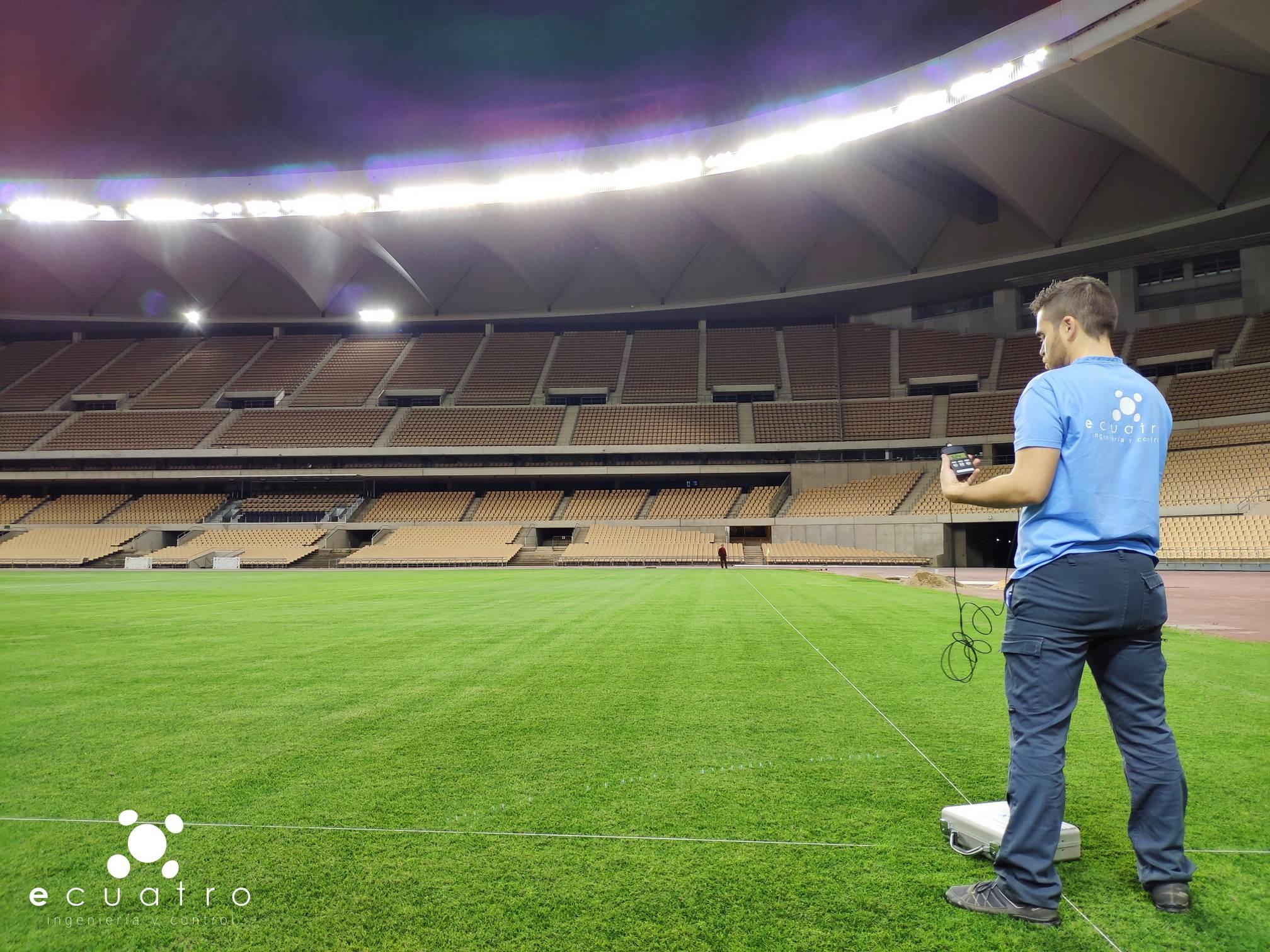 Estadio Olímpico de La Cartuja, Sevilla
