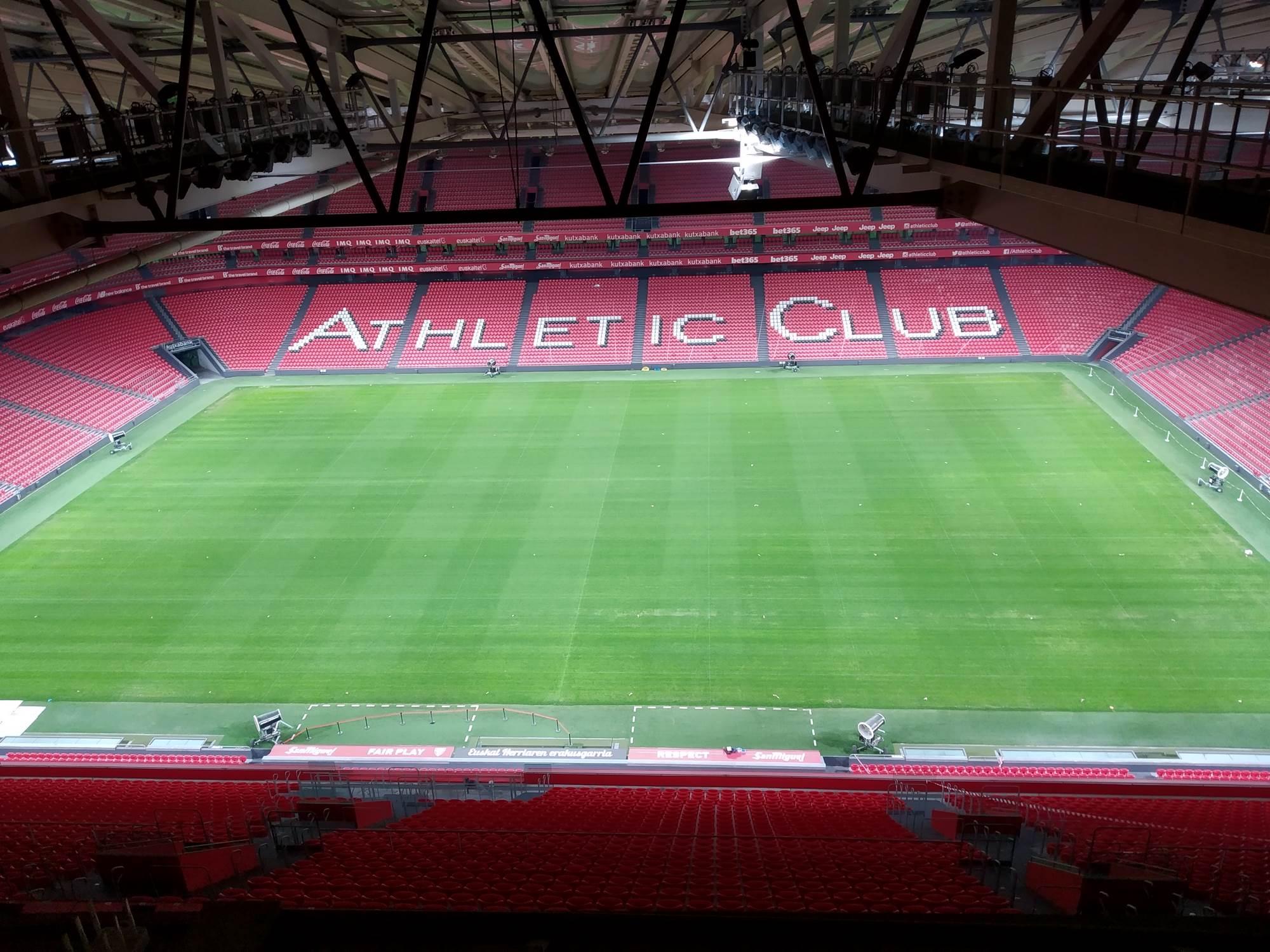 Estadio de San Mamés (Athletic de Bilbao), Bilbao